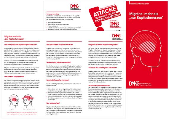 Patienteninformation Migräne: Mehr als